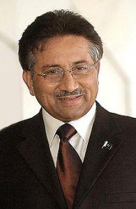General Pervez Musharraf. Not a man who commands Mr Rashid's admiration.