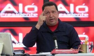 Chavez on 'Alo Presidente'