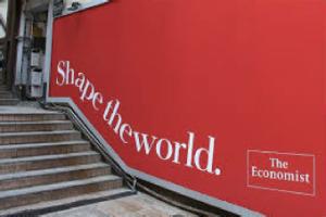 Economist steps